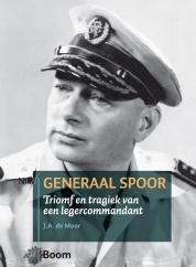 Jaap de Moor boeken - Generaal Spoor