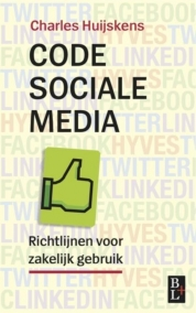 Charles Huijskens boeken - Code sociale media