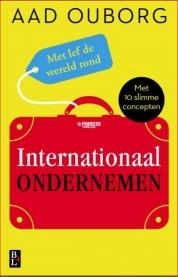 Aad Ouborg boeken - Internationaal ondernemen