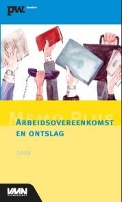 Memo Plus Arbeidsovereenkomst en Ontslag 2019