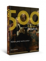 Kees Zandvliet boeken - De 500 Rijksten van de Republiek