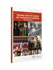 Examenkatern-Training voor het Examen met Historische Contexten-vwo vanaf 2022