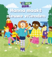 Hanna maakt nieuwe vrienden
