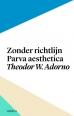 Theodor W. Adorno boeken