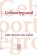 John Jansen van Galen boeken