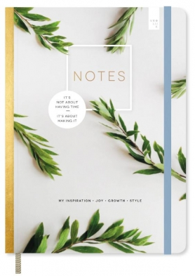 Notebook Olive